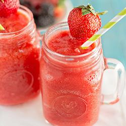 Strawberry Extreme Protein Shake