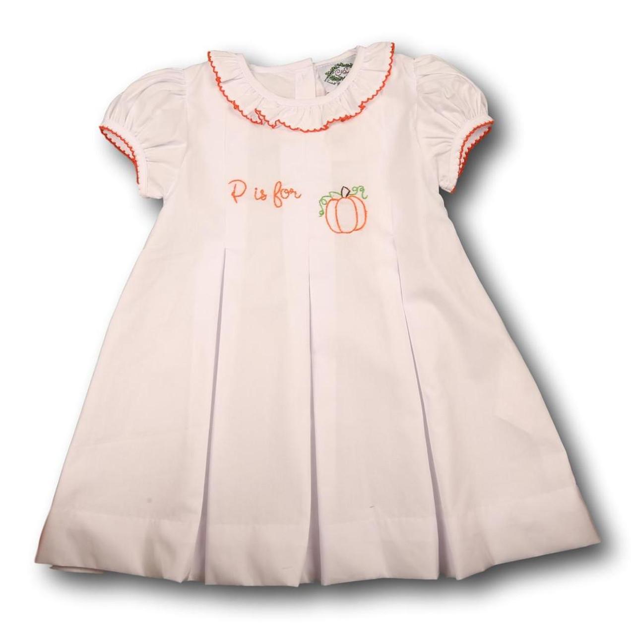 P Is For Pumpkin Dress POCL541 D114 18