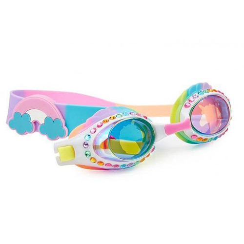 Rainbow Rider Girls Swim Goggles
