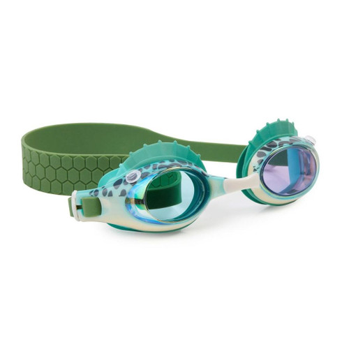 Green Gills Kid's Swim Goggles (ISCL-GG2-18)