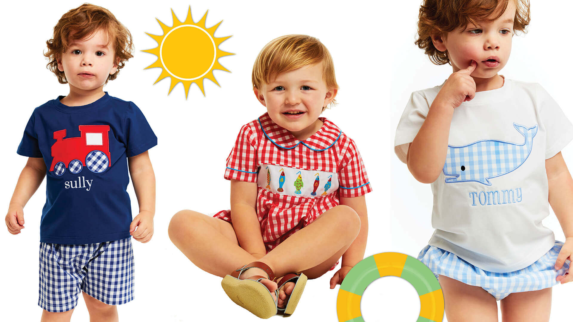 Boy's In Stock Outfits