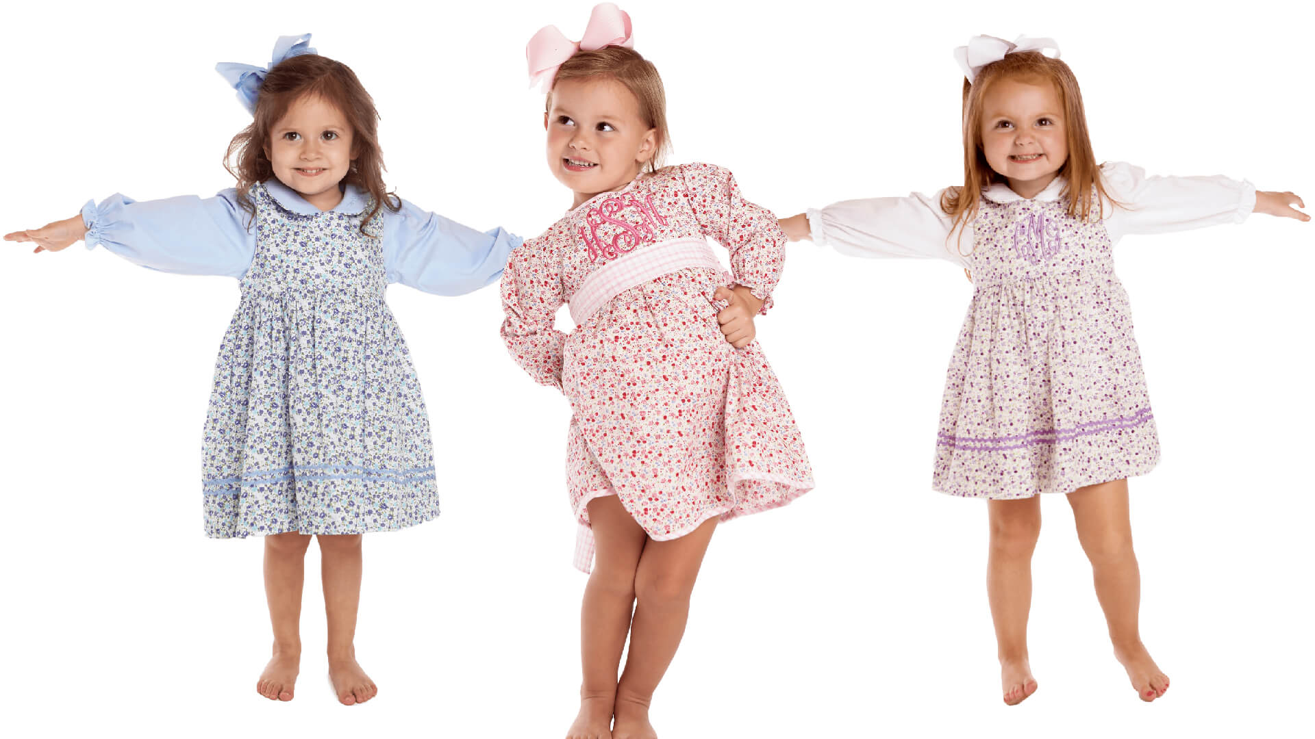 Cecil & Lou ⋆ Smocked Clothing & Monogrammed Children\'s Clothes