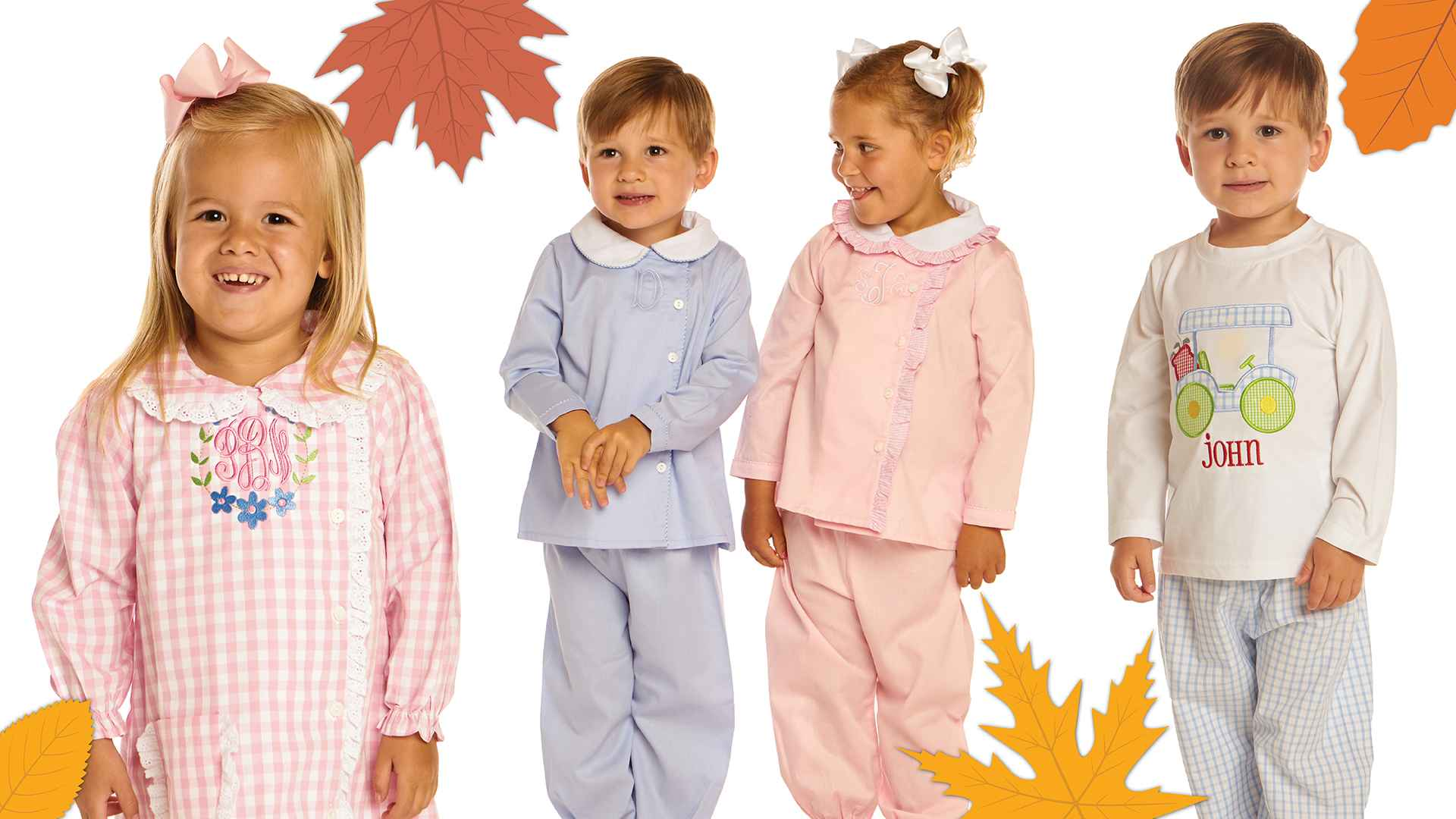 Children's Pumpkin Clothing