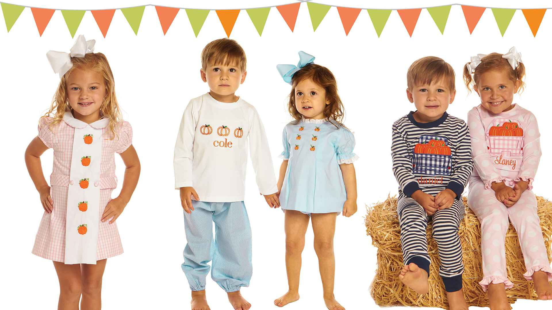 Children's Fall Clothing