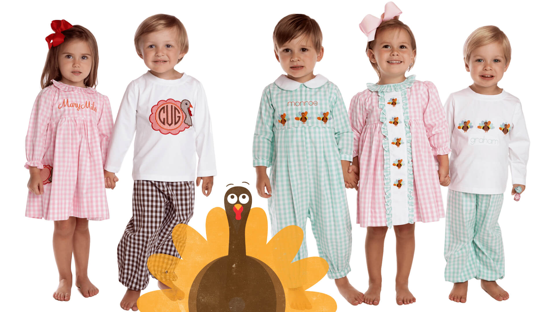 Children's Thanksgiving Clothing