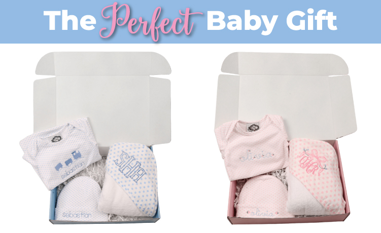 The Layette Box - The Perfect Baby Gift