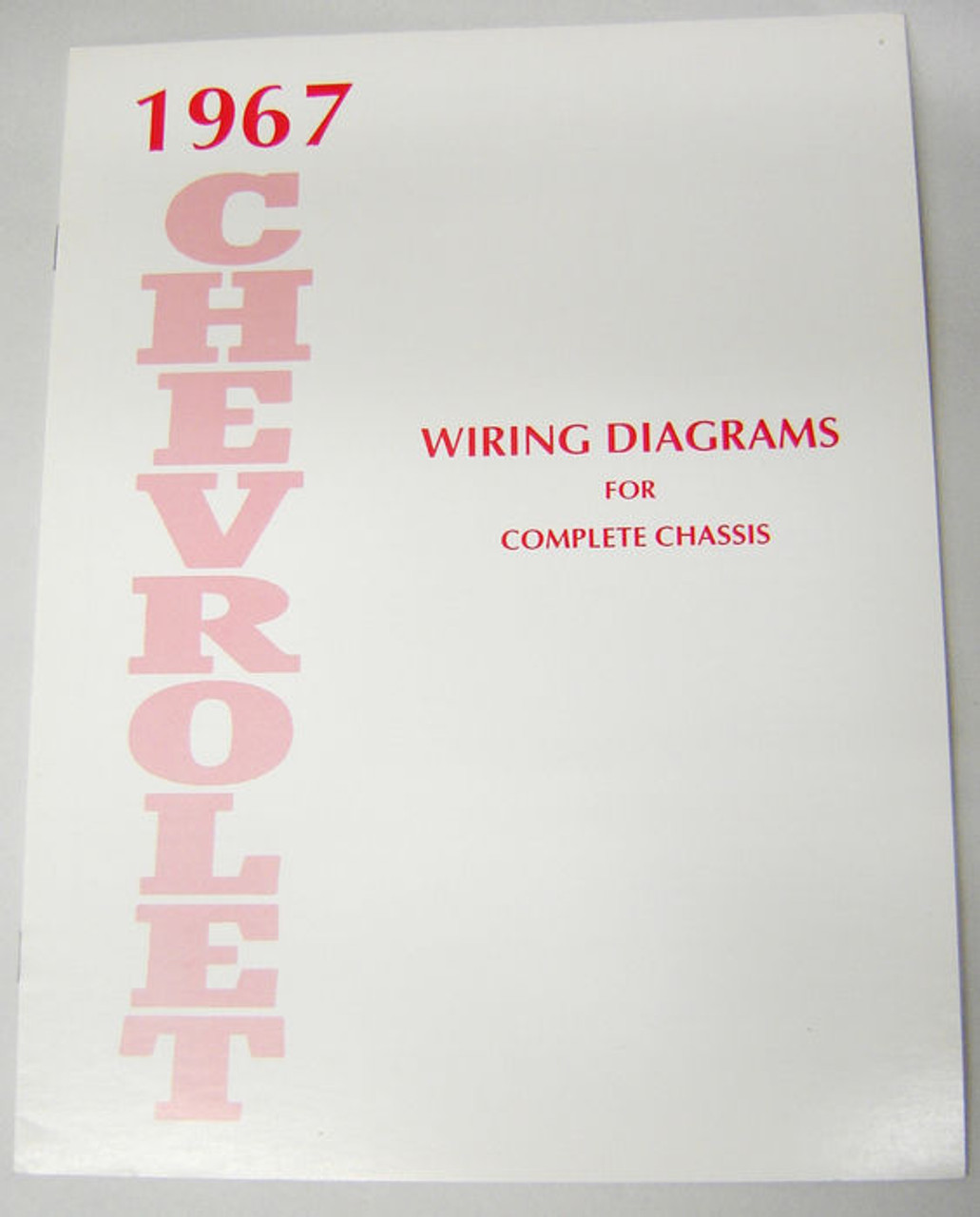67 Chevy Wiring Diagrams - wiring diagrams