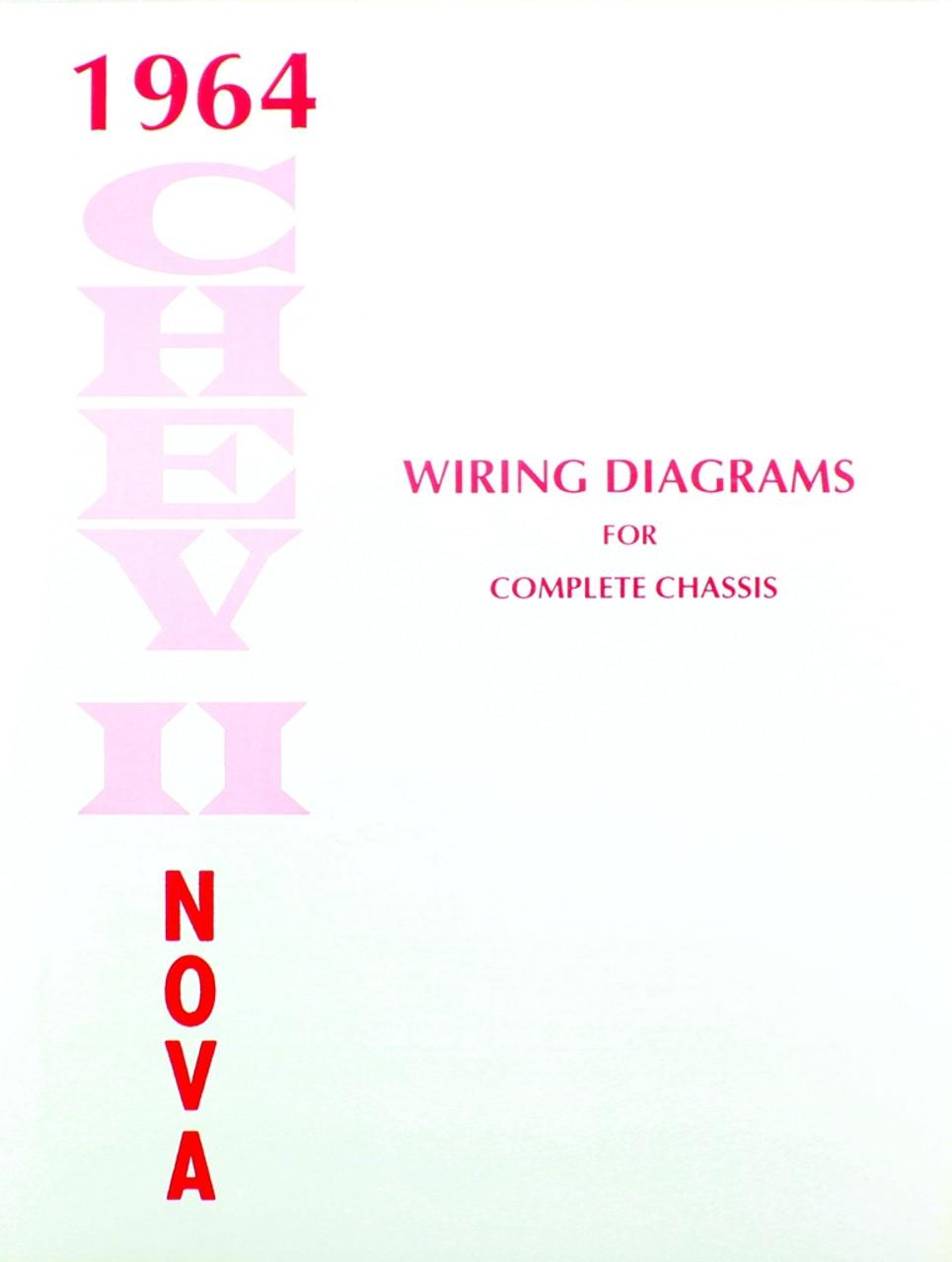 1964 Nova Wiring Diagram Archive Of Automotive Jaguar 64 Chevy Electrical Manual I 5 Classic Rh I5chevy Com