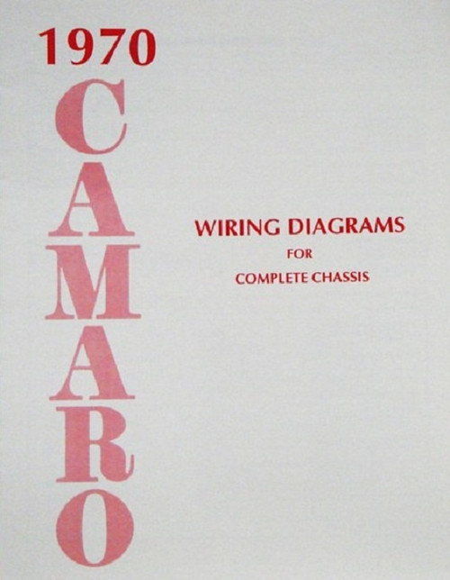 68 1968 camaro electrical wiring diagram manual i 5 classic chevy. Black Bedroom Furniture Sets. Home Design Ideas