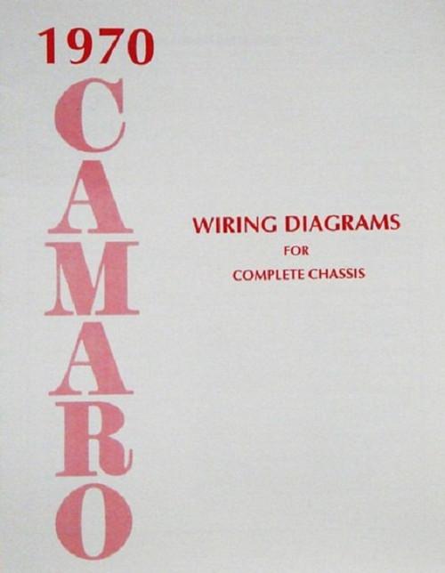 68 1968 camaro electrical wiring diagram manual i 5. Black Bedroom Furniture Sets. Home Design Ideas