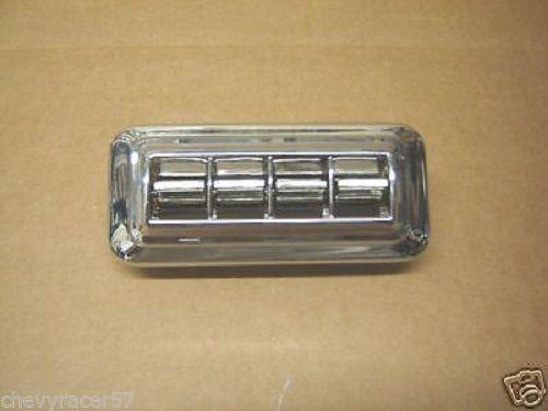 64 65 66 67 68 69 Chevy Chevelle Nova Impala 4 Way Power Window Chrome Switch