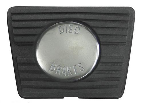 64 65 67 68 69 70 71 72 Chevelle Disc Brake Stick Shift Brake Pedal Pad