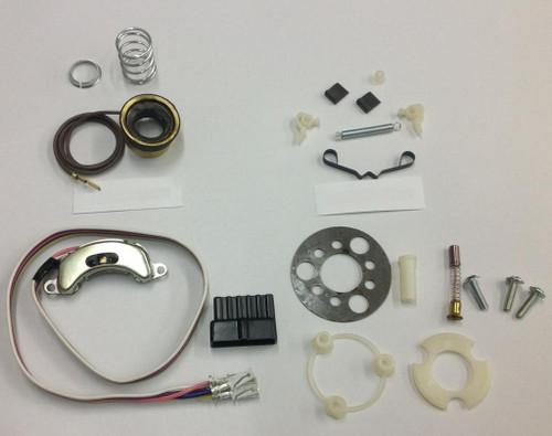 57 1957 Chevy Car Steering Column Horn & Turn Signal Rebuild Kit New