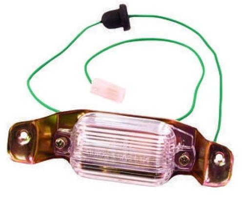 66 67 70 71 72 Chevelle 67 68 69 Camaro 70 71 72 Chevy II Nova License Light Kit