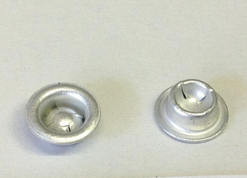 55-72 Chevrolet Chevy GM Firewall Cowl Trim Tag Data Plate Rivets With Instructions