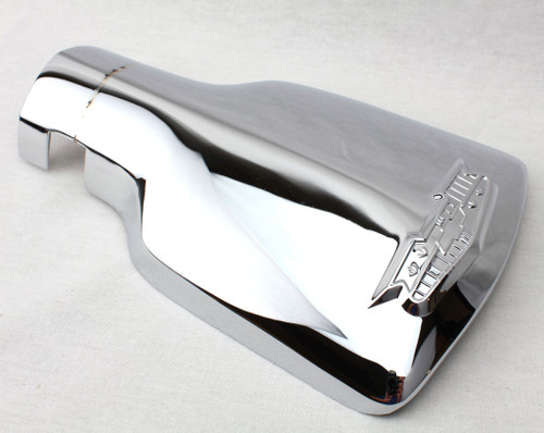 47 48 49 50 51 52 53 54 55 56 Chevy Accessory Exhaust Tip Shield Extension