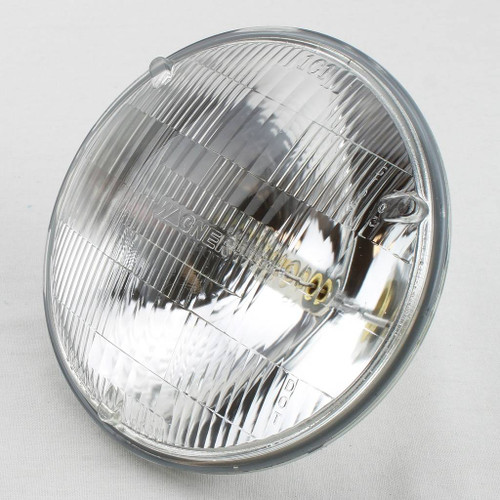 "5-3/4"" Halogen Glass Sealed Hi HIGH Beam Headlight Head Light Headlamp Bulb"