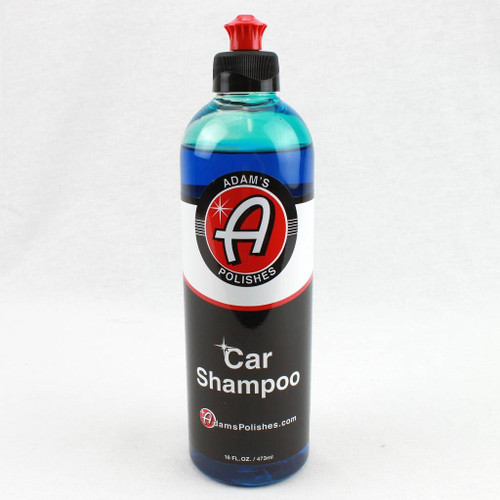 Adam's Polishes Adam's Car Shampoo Car Truck Auto Wash Soap - 16 oz
