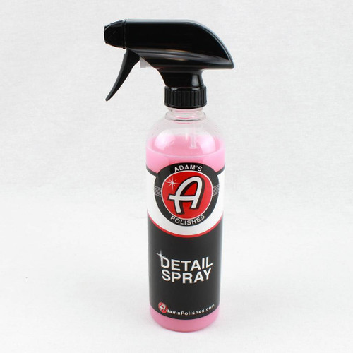 Adam's Polishes Car Truck Auto Detail Spray Interior Wax Boosting - 16 oz