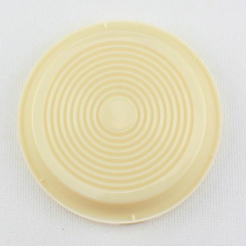 55 56 57 58 59 60 61 62 63 64 65 66 67 Chevy Interior Ribbed Dome Light Lens