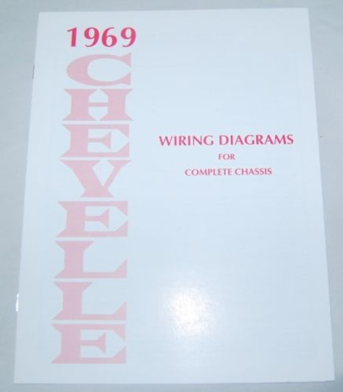 69 1969 chevelle el camino electrical wiring diagram manual i 5 rh i5chevy com