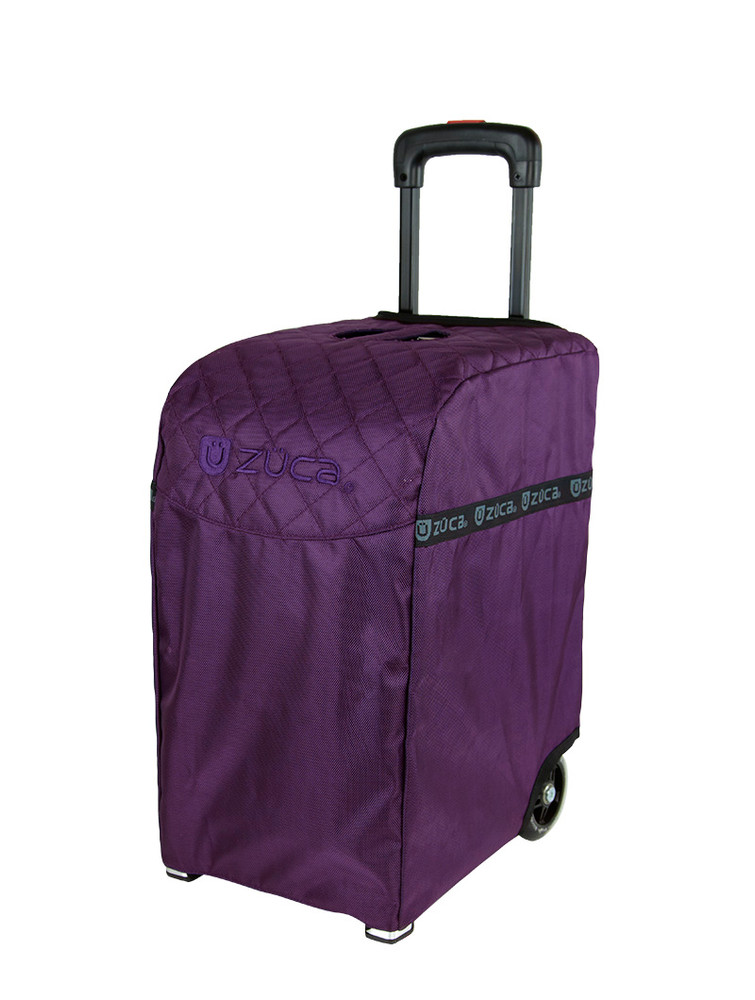 ZÜCA Pro Travel Royal Purple/Silver - w/cover