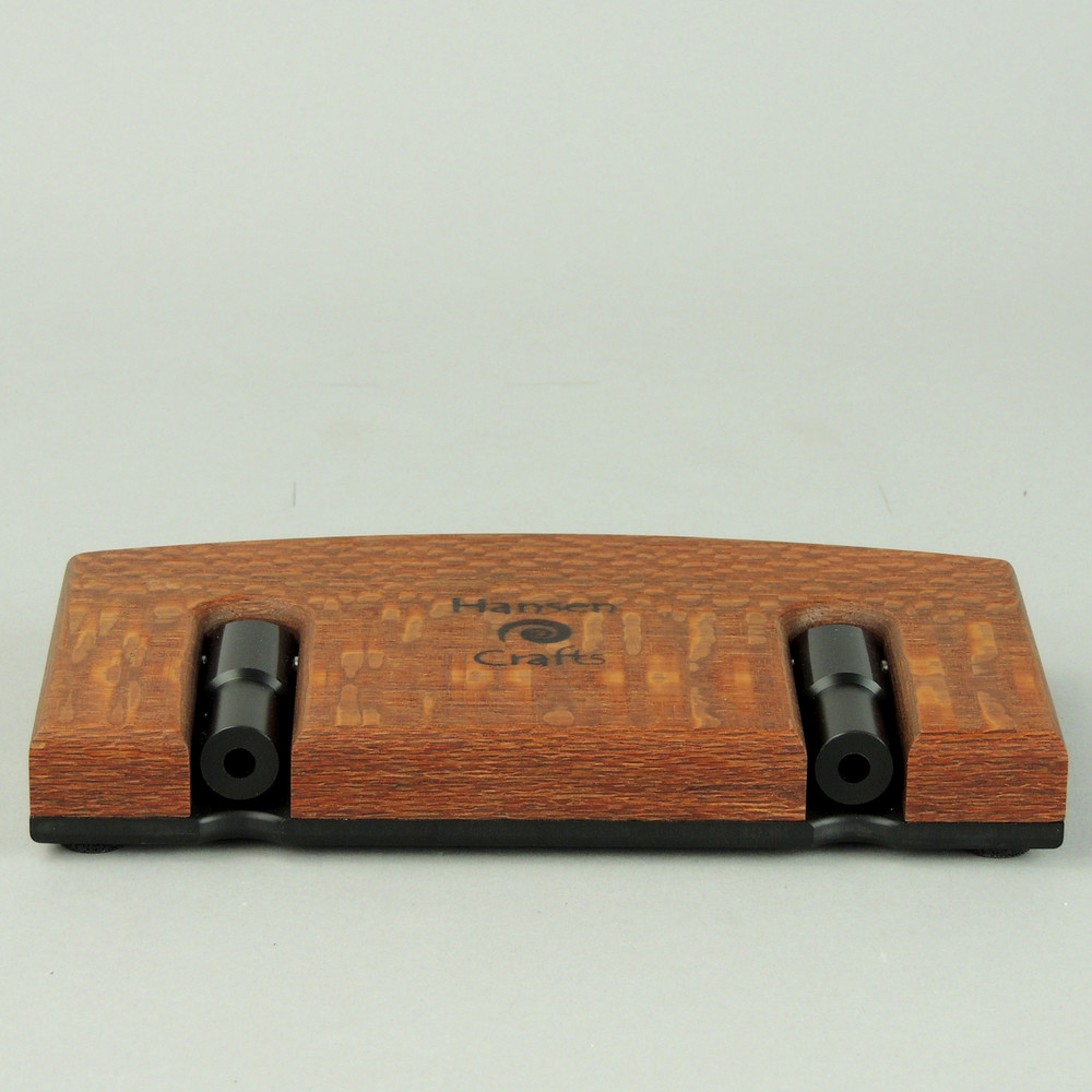 Lacewood Lazy Kate - top view