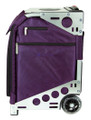 ZÜCA Pro Travel Royal Purple/Silver - side view