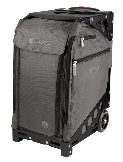 ZÜCA Pro Travel Graphite Gray/Black