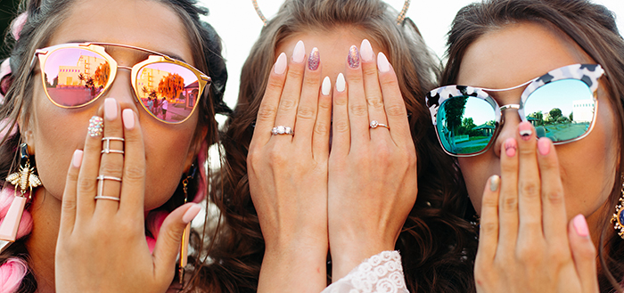 Sunglasses, Jewelry & More