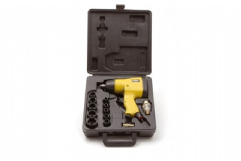 17pc Drive Air Impact Wrench & Socket Set (1/2inch)