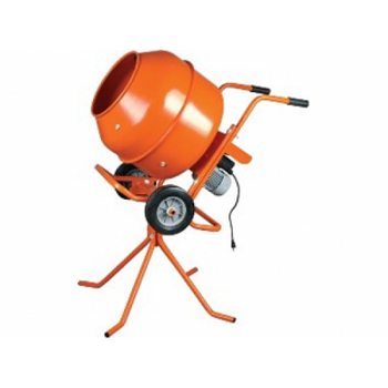 Electric Cement Mixer with Stand