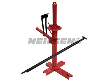 Portable Tyre Changer with Pry Bar