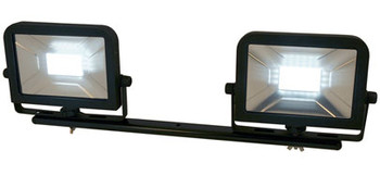 LED Worklight with Telescopic Stand