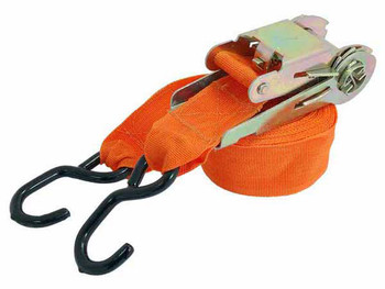 Ratchet Tie Down Strap - 25ft