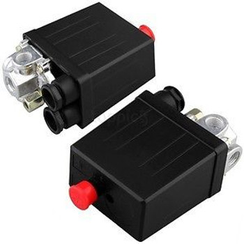 Air Compressor On/Off Switch (Four Outlets)