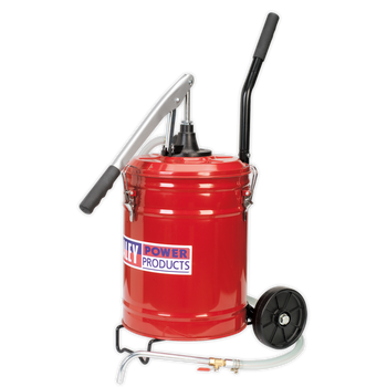 Gear Oil Dispensing Unit 20ltr Mobile