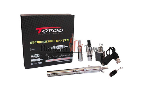3 in 1 Vape Pen Set: Liquid, Oil & Dry Herb