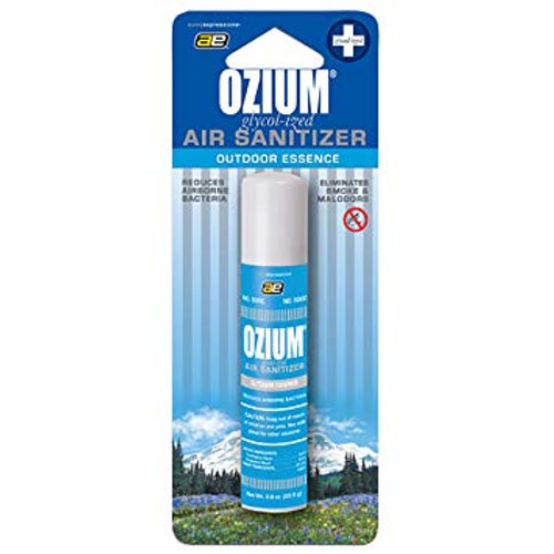 Ozium Air Sanitizer Outdoor Essence Scent 0.8oz.