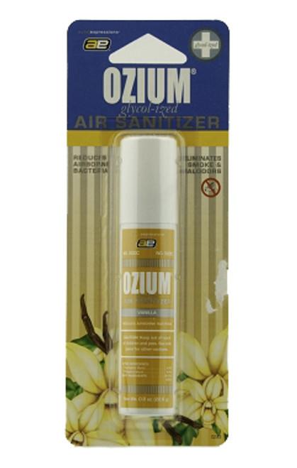 Ozium Air Sanitizer Vanilla Scent 0.8oz.