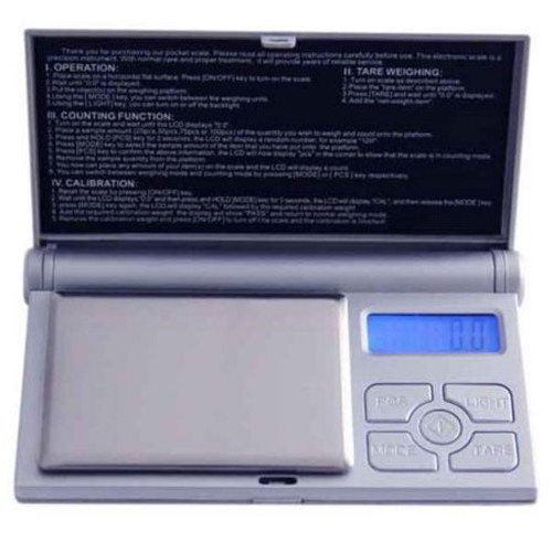 Fuzion Digital Packet Scale FS-500 (500g X 0.1g)