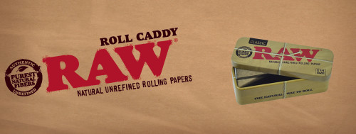 RAW Rolling Paper Caddy Large