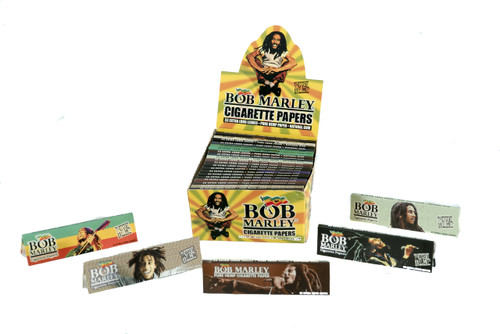 Bob Marley King Size Papers 50 Pack