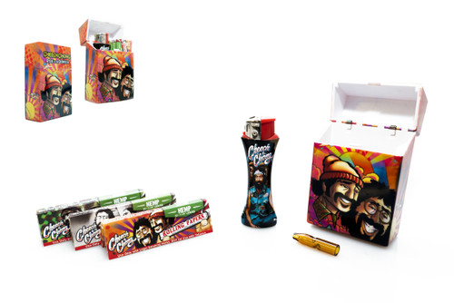 Cheech & Chong Limited Edition Collectors Kit: Travelers