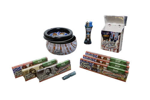 Cheech & Chong Limited Edition Collectors Kit: intro