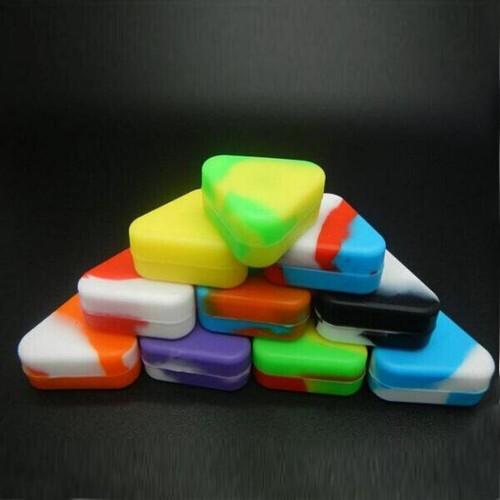 Vape Brat Triangle Small Silicone Jars