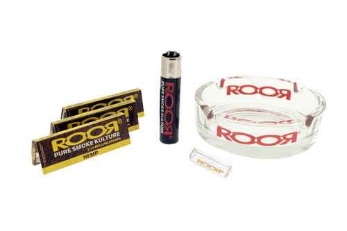 Roar Glass Rolling Kit: Intro