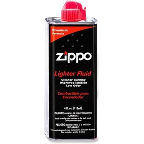 Zippo Lighter Fluid 4fl.oz.