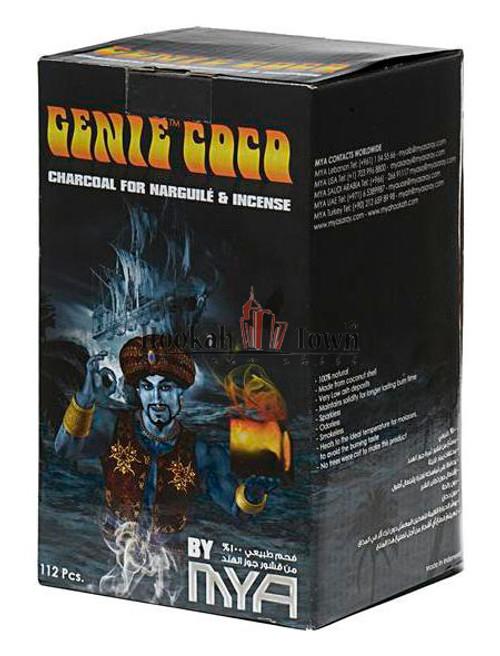 MYA Genie Coco Premium Charcoals 112 Piece