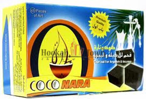 MYA Genie Coco Premium Charcoals 84 Pc 5 Pack